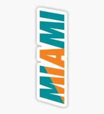 Miami MIA Sticker