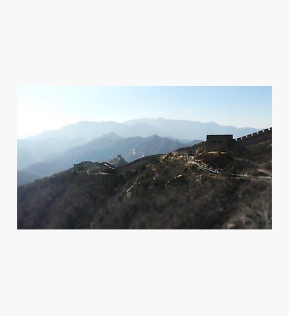 The Great Wall II Photographic Print