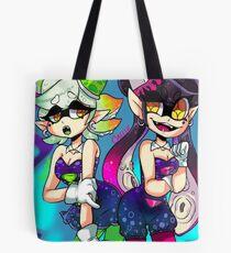 Splatoon: Callie and Marie Tote Bag
