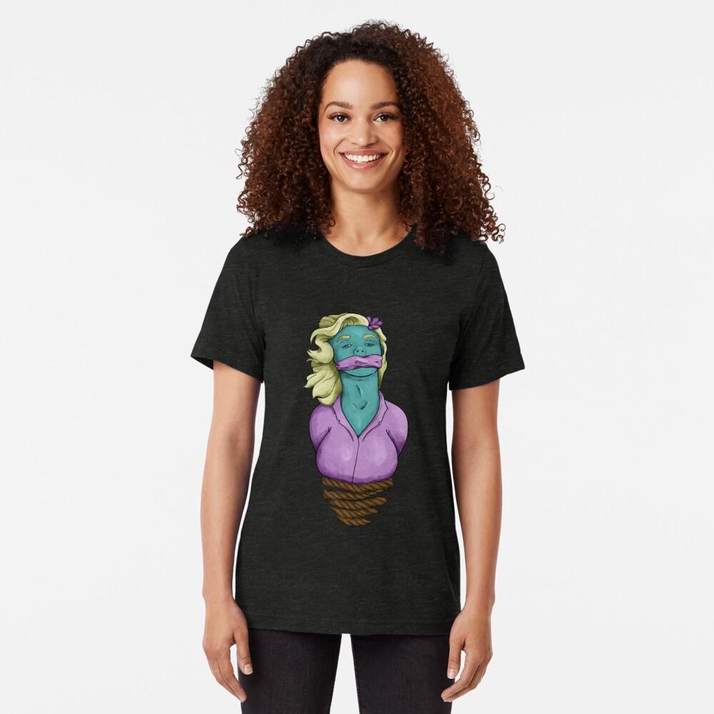 Chloroform Girl Tri-blend T-Shirt