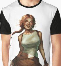 Old Raider Graphic T-Shirt