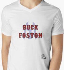 buck foston Men's V-Neck T-Shirt