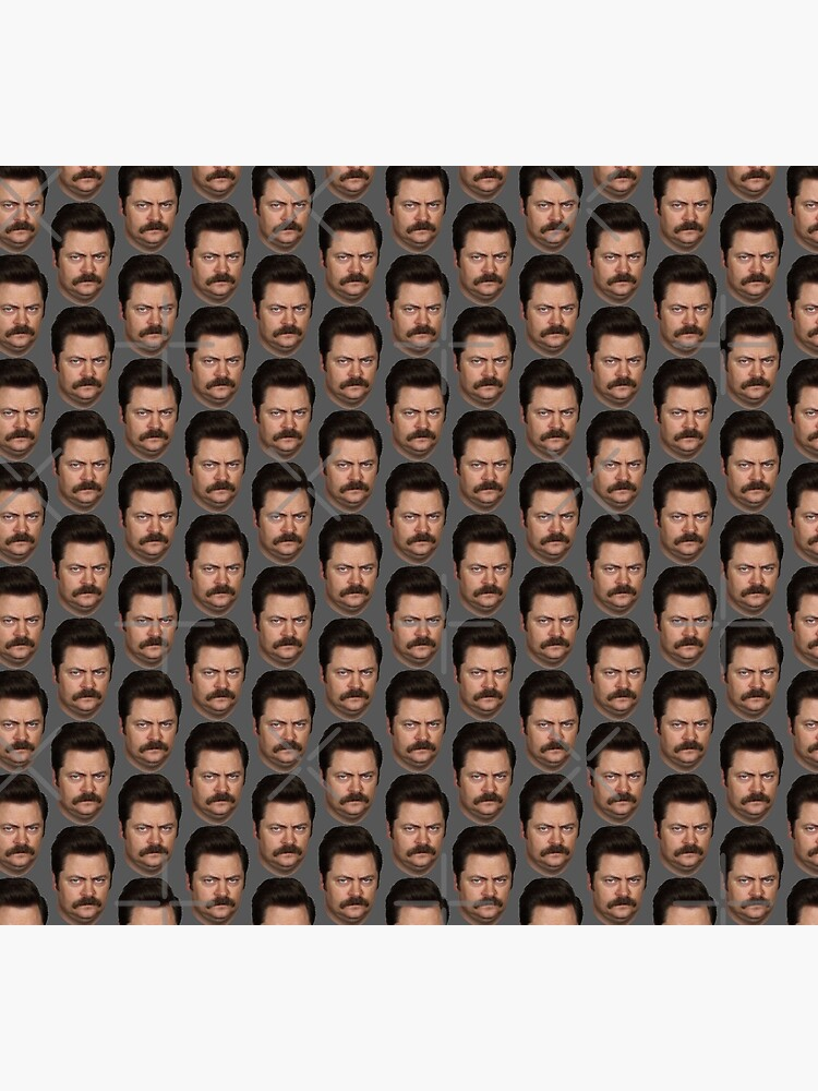 Ron Swanson by drtees