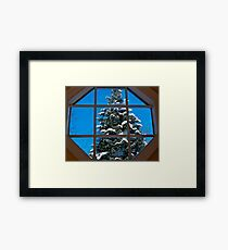 Christmas The Way I see It Framed Print
