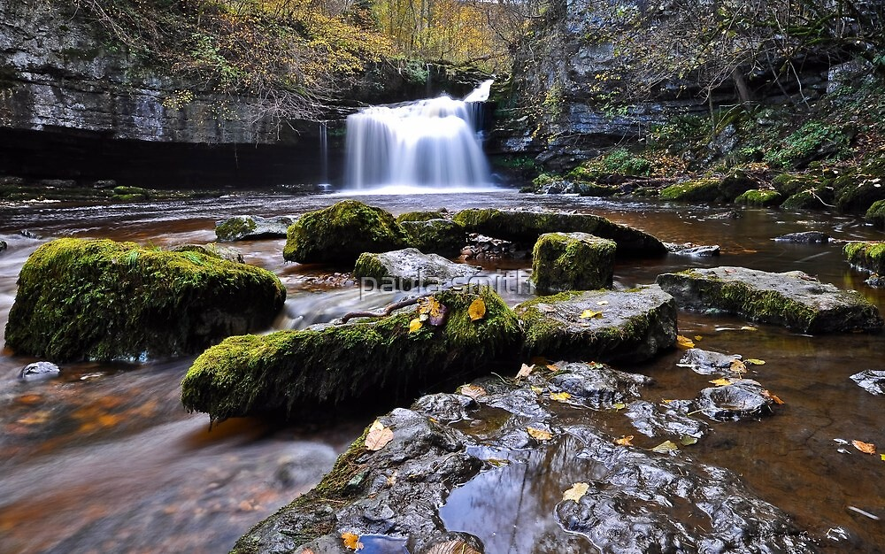 West Burton Flow by paula smith