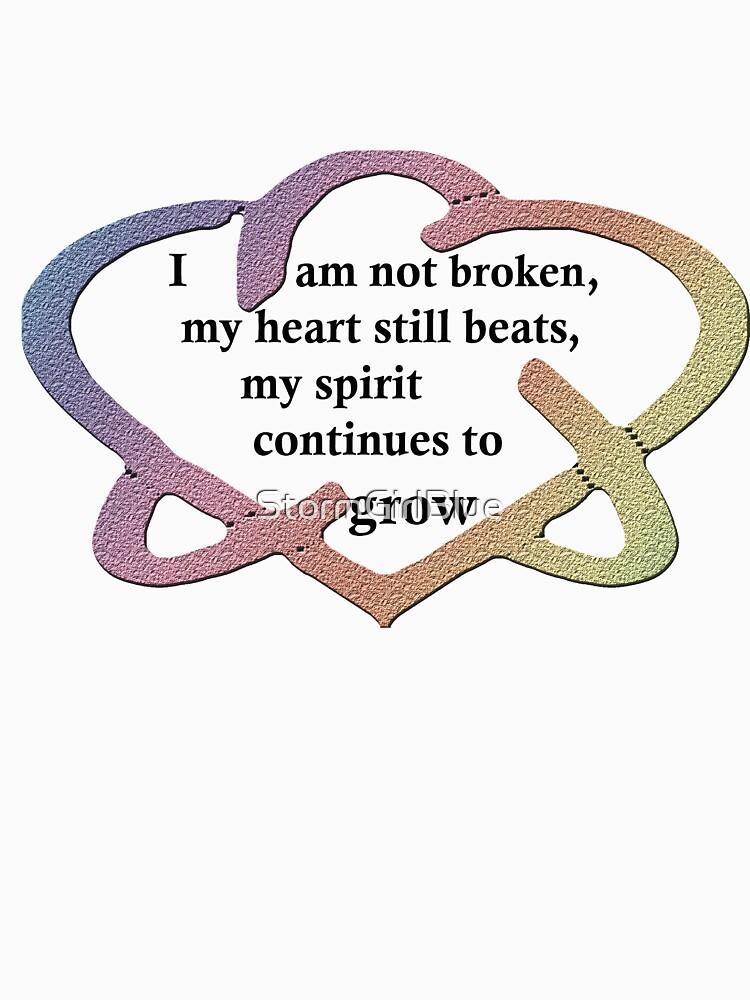 I am not broken by StormGirlBlue