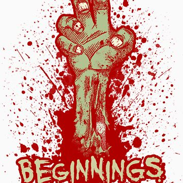 Beginnings - Rising Zombie by BeginningsMusic