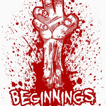 Beginnings - Rising Zombie Crimson by BeginningsMusic