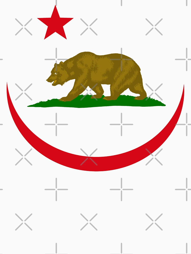 Californian Murican Patriot Flag Series 2.0 by carbonfibreme