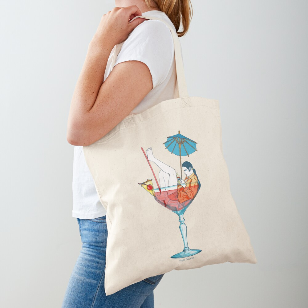 Time to Cool Off Tote Bag