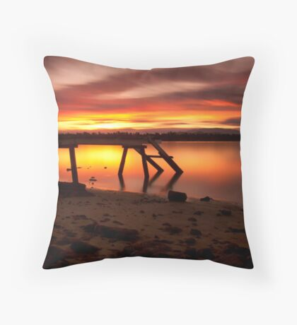 Oh what a night Throw Pillow
