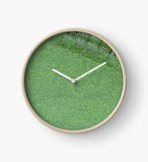 Crocovert Clock