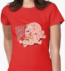 Makin' Bacon Women's Fitted T-Shirt