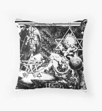 1992 Kabballah and Ain Soph Aur Throw Pillow
