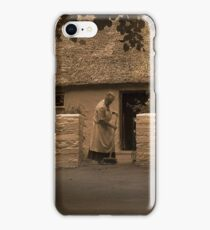 Granny's Cottage in County Clare iPhone Case/Skin