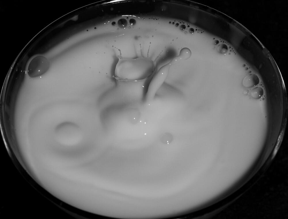 Milk by James Ingham