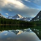 Mt. Gould by Dave Hampton