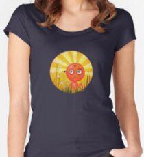 stolen moment Women's Fitted Scoop T-Shirt