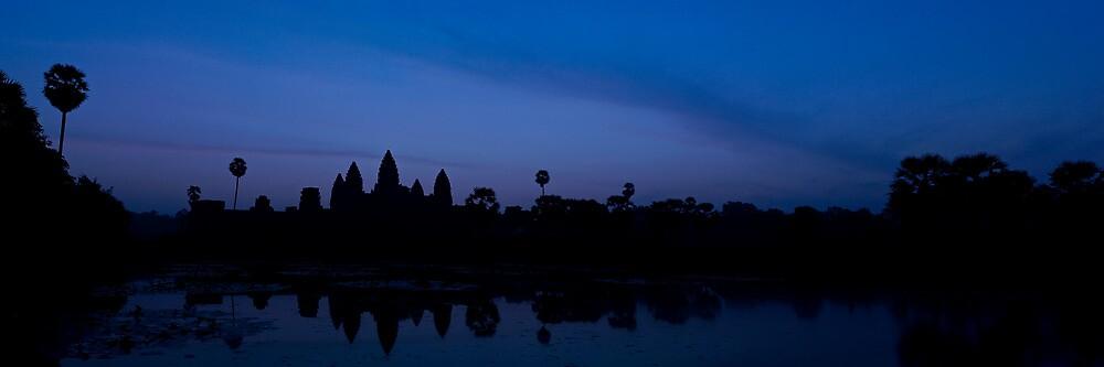 Angkor Wat Dawn by Anthony and Kelly Rae