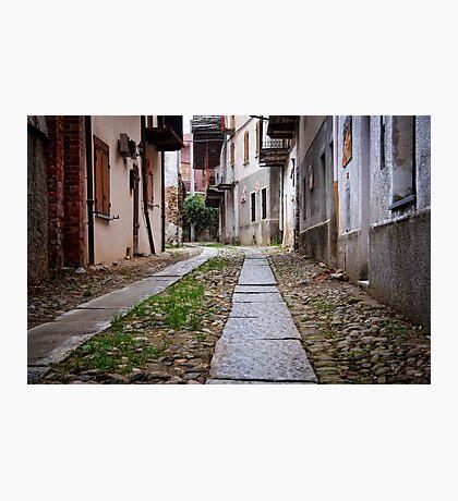 Castelnuev Nigra ~Pje'mʊnt Photographic Print