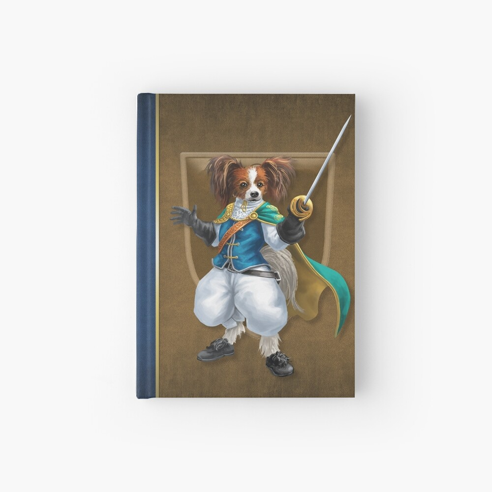 Pugmire: Satyrini Papillon, Ratter Calling Hardcover Journal