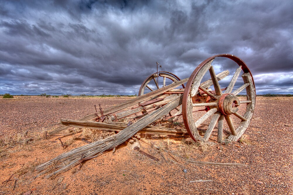 Old Dray. by trevorb