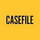 Casefile True Crime Podcast Logo (Dark) by casefile2016