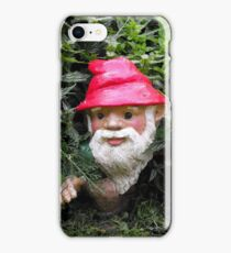 Hiding Gnome iPhone Case/Skin