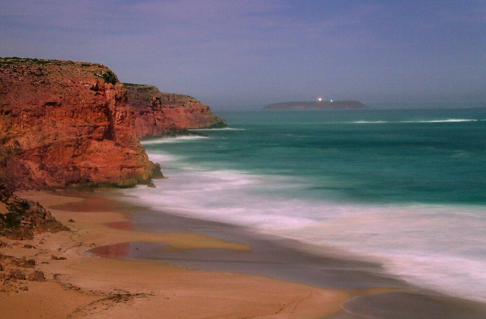 Althorpe Island from Ethel Beach by pablosvista2
