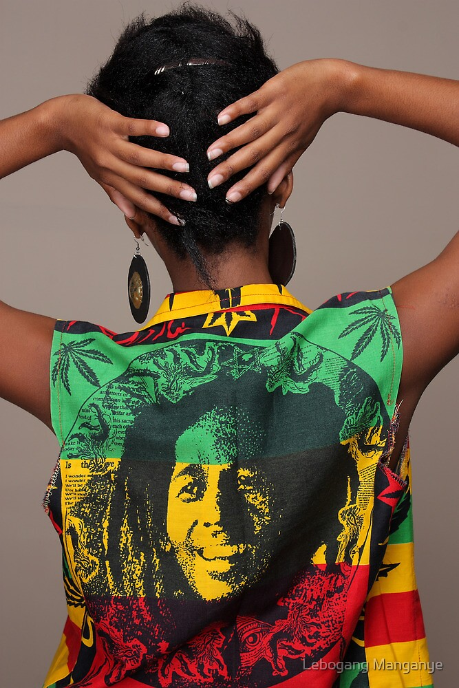 Ragga Lady by Lebogang Manganye
