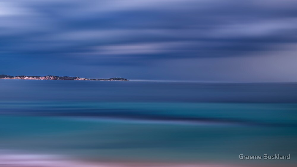 The Heads - Queenscliff Victoria by Graeme Buckland