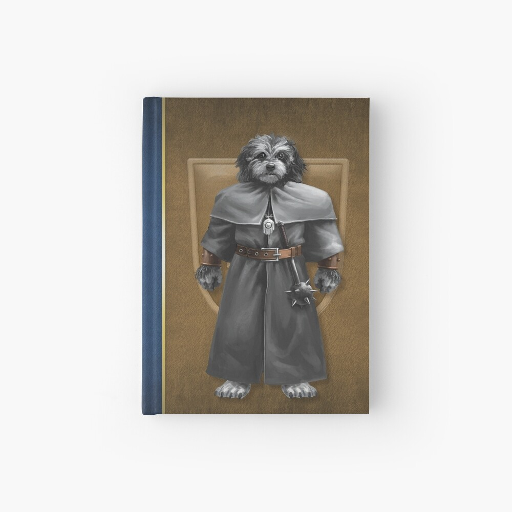 Pugmire: Brother Buster Mutt, Shepherd Calling Hardcover Journal