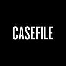 Casefile True Crime Podcast Logo (Light) by casefile2016