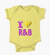 I LOVE R&B Kids Clothes