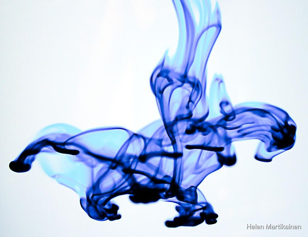 The Ghost Rider by Helen Martikainen