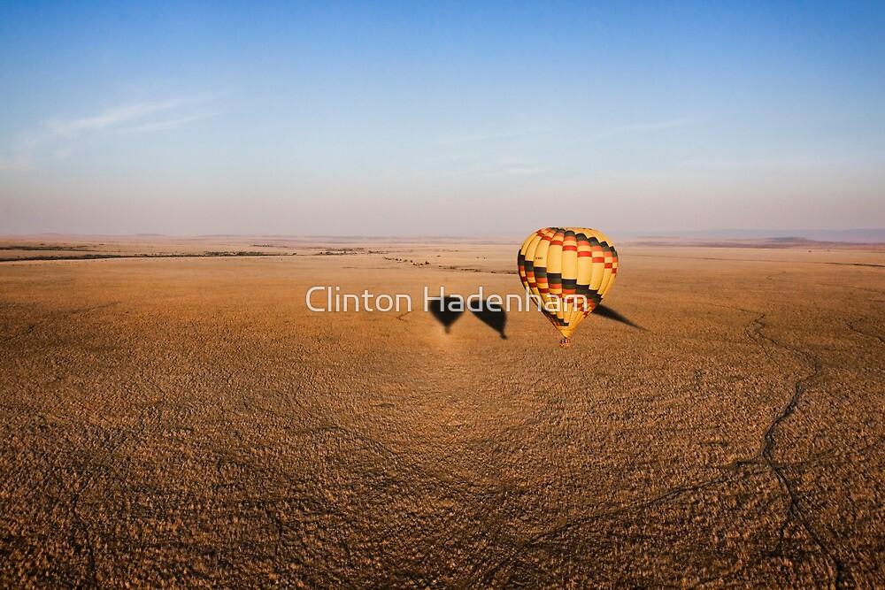 Hot Air Balloon :: Masai Mara by Clinton Hadenham
