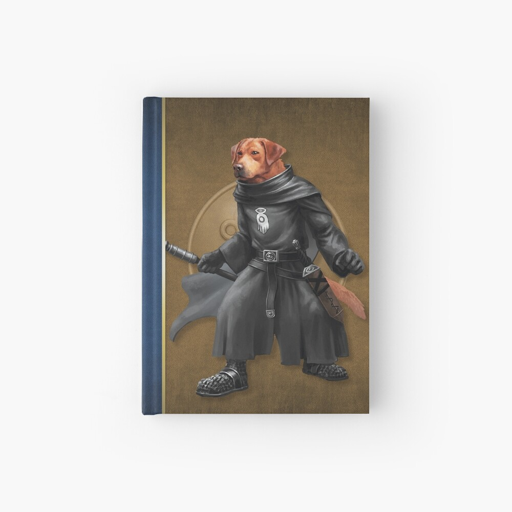 Pugmire: Inquisitor Ruby Labrador, Pointer Breed Hardcover Journal