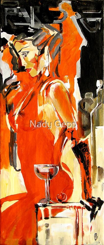 Femme Fatal by Nady Gepp