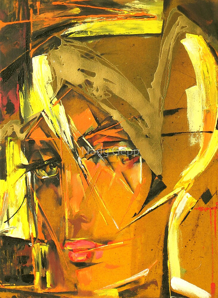 Sunny Blond by Nady Gepp