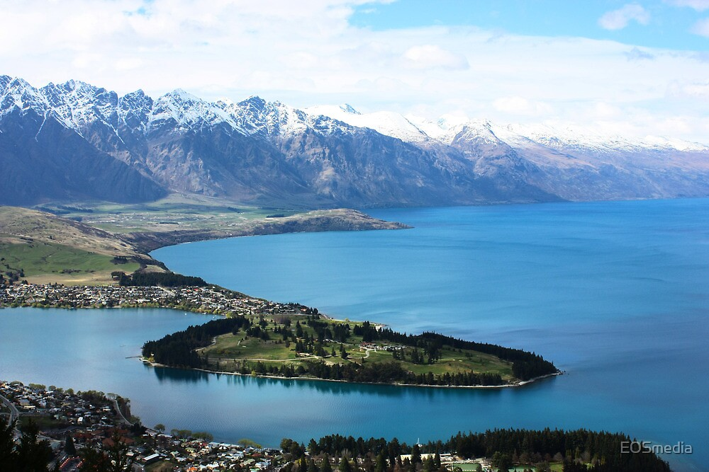 Queenstown - New Zealand by EOSmedia