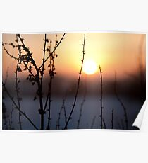 Norbury Sunset A Poster