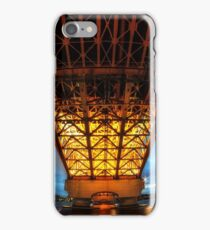 A storm over Han River iPhone Case/Skin