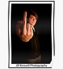 F*#K YOU! Poster