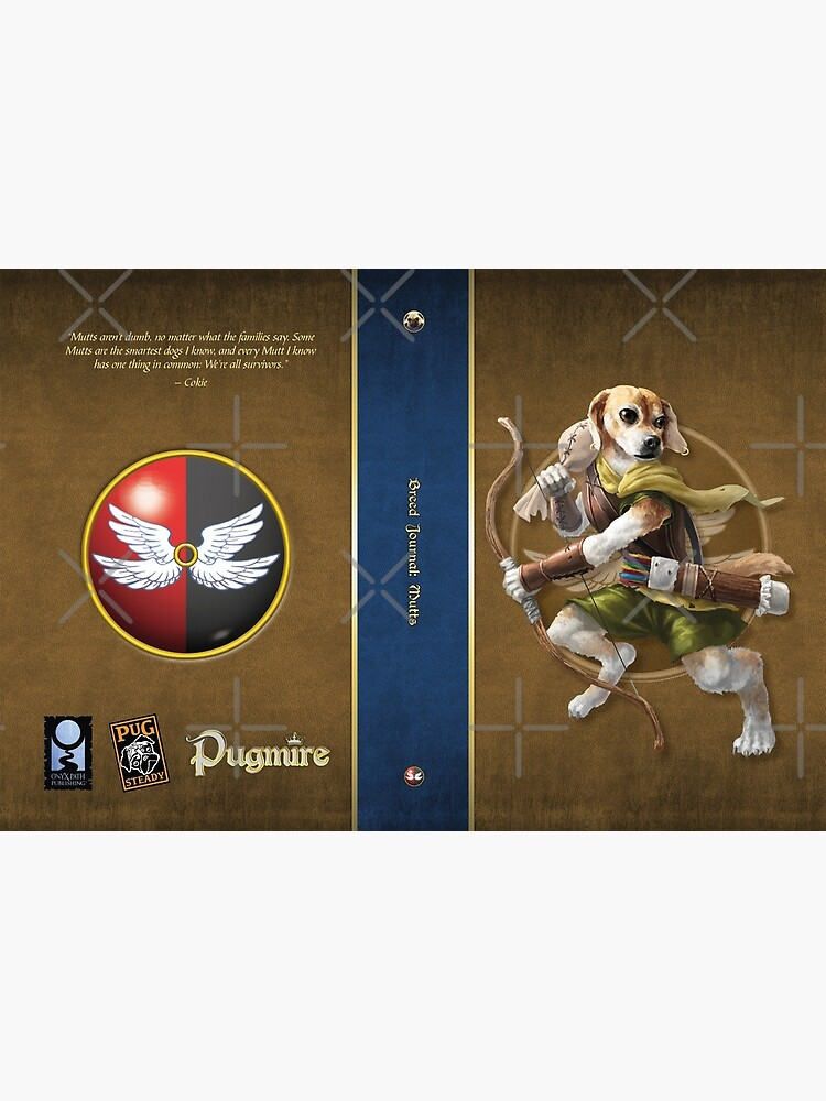 Pugmire: Cokie, Mutt Breed by TheOnyxPath