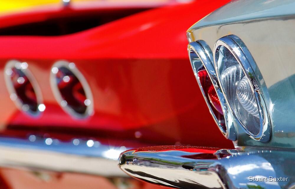 Corvette Summer  by Stuart Baxter