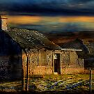 Cottage in the Dales. by Irene  Burdell