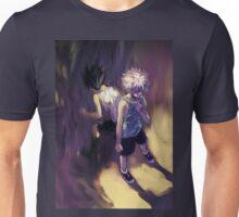HxH - Hyouri Ittai Unisex T-Shirt