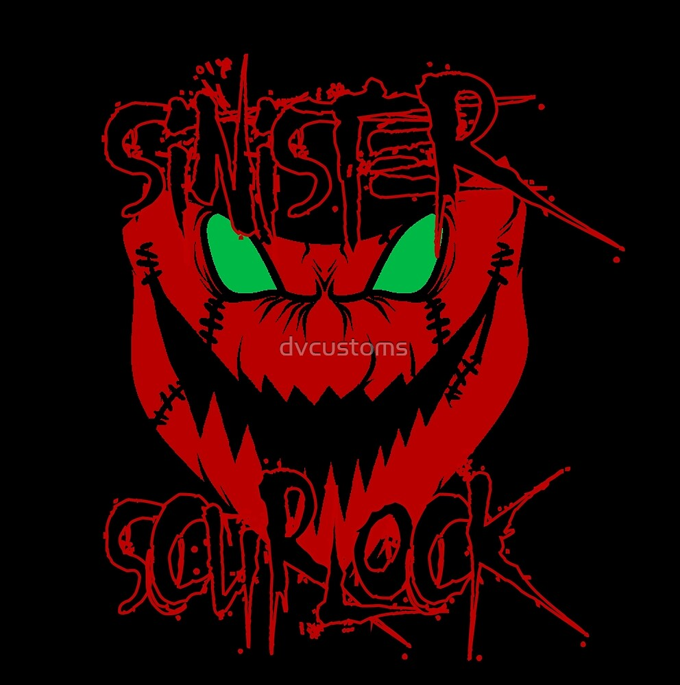 Sinister Scurlock by dvcustoms