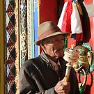 Faces of China Calendar by Susan Moss