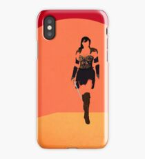 Xena the Warrior Princess iPhone Case/Skin